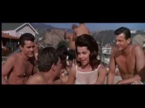 Rock-A-Cha - Annette Funicello - Original 1961 Music Video