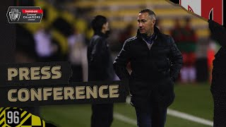 Press Conference - Columbus Crew Head Coach Caleb Porter