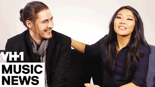 Hozier Guesses Colin Farrell and Other Irish Greats | VH1