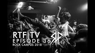 Video RTF TV EPISODE 36 ROCK CAMPUS download MP3, 3GP, MP4, WEBM, AVI, FLV Oktober 2018