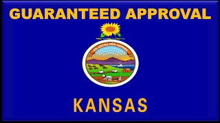Kansas State Car Financing : Bad Credit Auto Loans Guaranteed Approval for Low Income Car Buyers