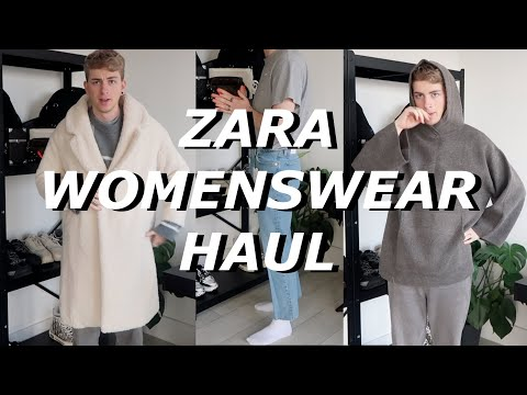Trying Womens Clothing