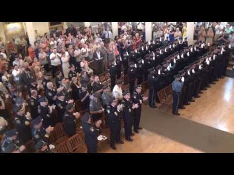 New Wellesley Police Officer Graduates from 31st MBTA Transit Police Academy