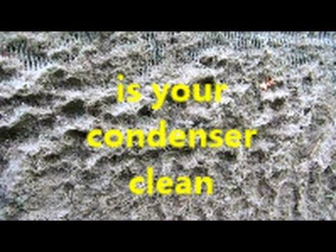 hvac goodman condenser cleanings