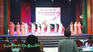 Dấu Chân Phía Trước (trường Nguyễn Du) Dạy hát Biên Hòa 0948837857