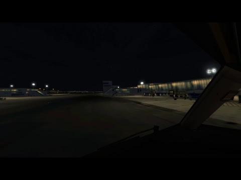 [Prepar3D v4 64 bits] B777-200ER / AA141 / LHR (London) - JFK (New York) Voo Completo