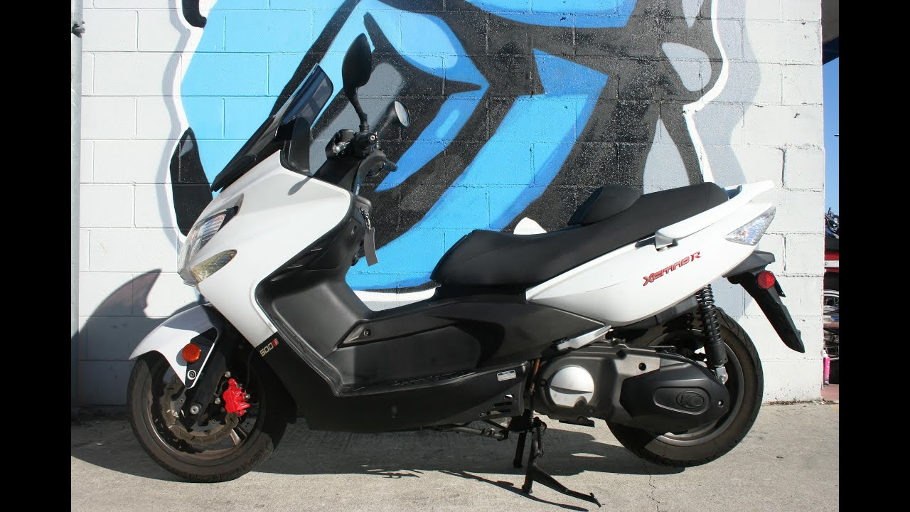 2009 kymco xciting 500i scooter for sale youtube. Black Bedroom Furniture Sets. Home Design Ideas