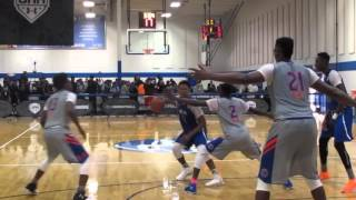 Under Armour Session 2: Trevon Duval Shutting the Best Choice Field House Down (Indiana) thumbnail