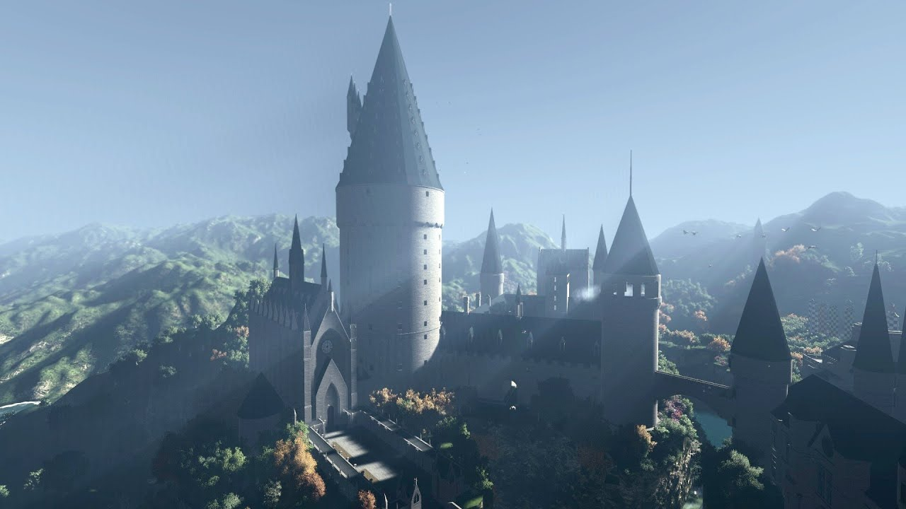 Minecraft Animation Wallpaper Hogwarts Rediscovery 2 Clas Youtube