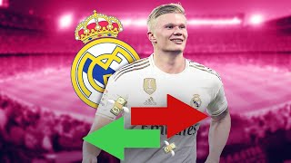 Le Real Madrid fait de Erling Haaland sa priorité absolue Oh My Goal