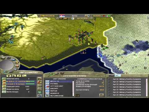 Supreme Ruler 2020 - Kingdom of Serbia - part 24 - Battle of Scandinavia Part 2