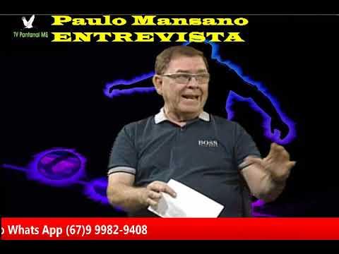 PAULO MANSANO ENTREVISTA (100619)