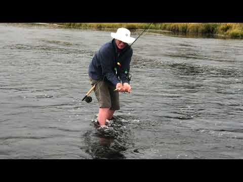 Yellowstone Fly Fishing Firehole River 101 Part 2