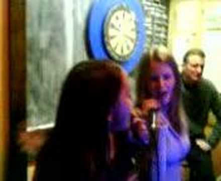 catherine katie and claire karaoke
