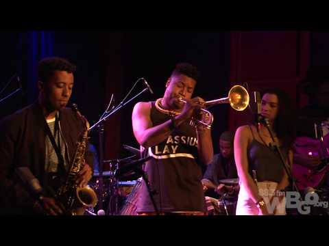The Checkout Live from Berklee College of Music: Christian Scott aTunde Adjuah