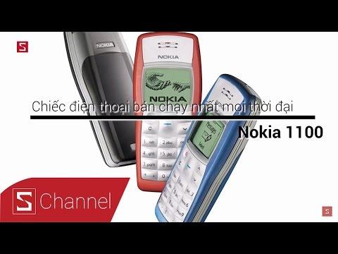 Schannel – Ngược dòng thời gian: Nokia 1100 – Chiếc điện thoại bán chạy nhất mọi thời đại