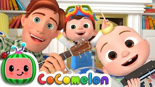 Father and Sons Song | CoCoMelon Nursery Rhymes & Kids Songs