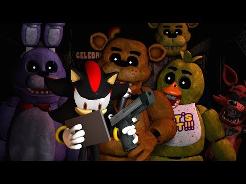 Shadow Plays Five Nights At Freddy's!