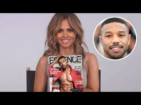 Michael B Jordan Being Flirted With By Other Celebrities