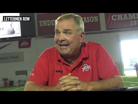 Kevin Wilson: Ohio State offensive coordinator on Buckeyes tight end depth