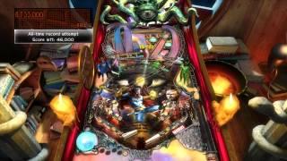 Pinball FX2 - Marvel Doctor Strange Gameplay PC