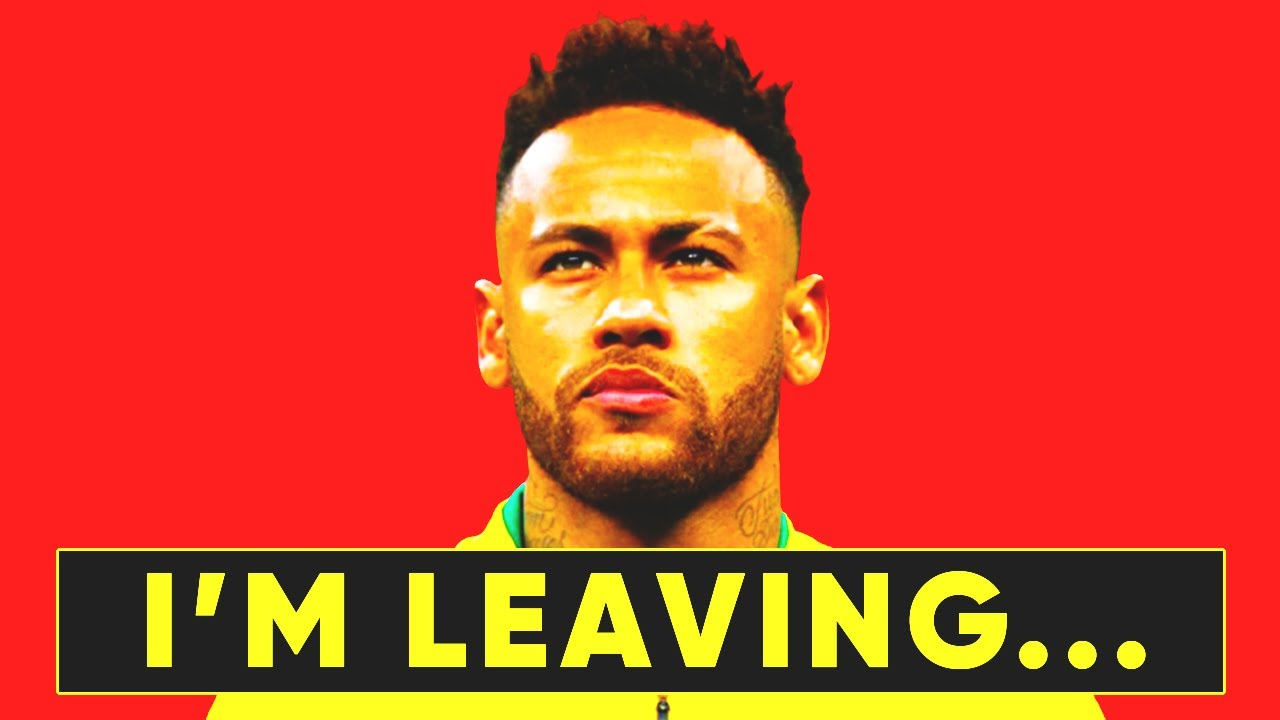 HERE'S WHY NEYMAR FINISHes HIS CAREER...