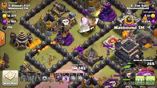 Funny movement | archer queen | CLASH OF CLANS