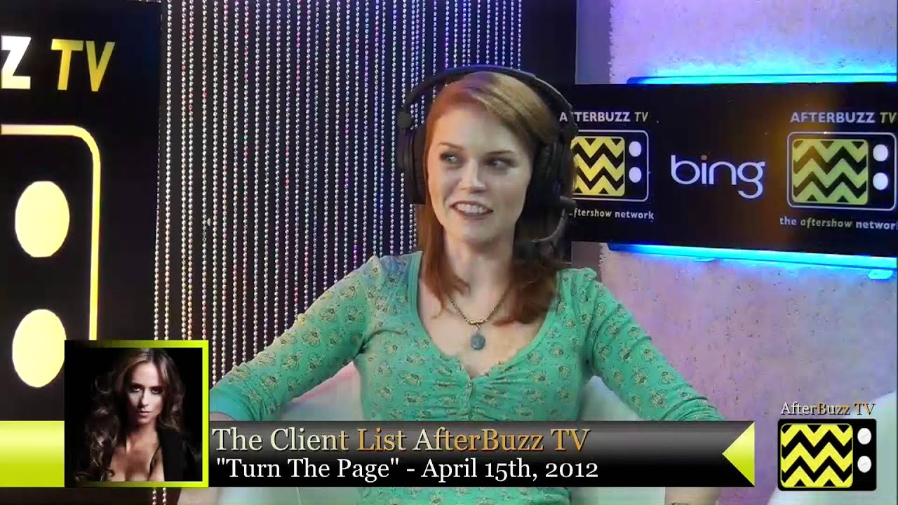 Download The Client List S:1 | Turn the Page E:2 | AfterBuzz TV AfterShow