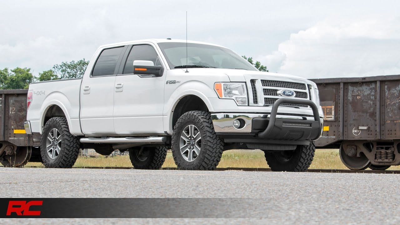 It's All About the Angle - F-150 3-inch Bolt-On Kit by ...