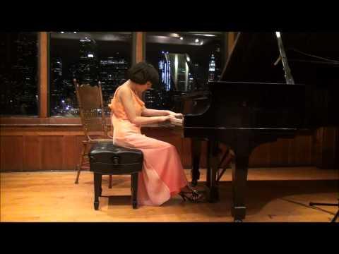 Binnette Lipper's Spatial Relations. Nataliya Medvedovskaya, Pianist.