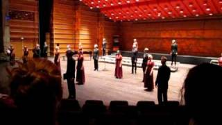 Sofia Vokalensemble - I denna ljuva sommartid (arr. Bengt Ollén)