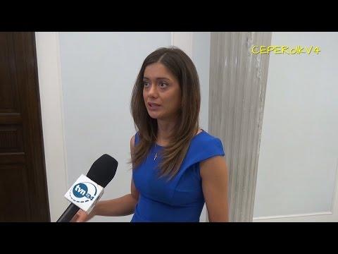 Miriam Shaded  o uchodźcach (rozmowa z TVN 24 15.09.2015)