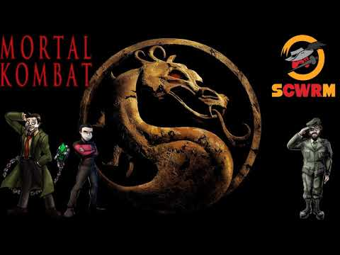 SCWRM Watches the Mortal Kombat movie (audio commentary)