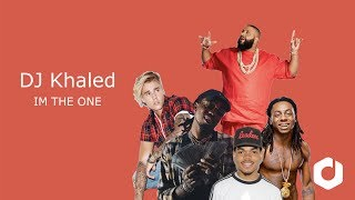 Dj Khaled - I'm the One Lyrics