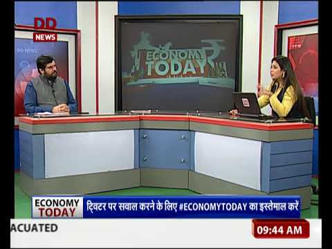 Economy Today:  Discussion on 'Impact of GST in real estate sector'