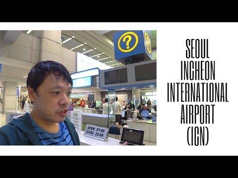 SEOUL SOUTH KOREA 🇰🇷 | MONEY $aving Tips at INCHEON (ICN) AIRPORT