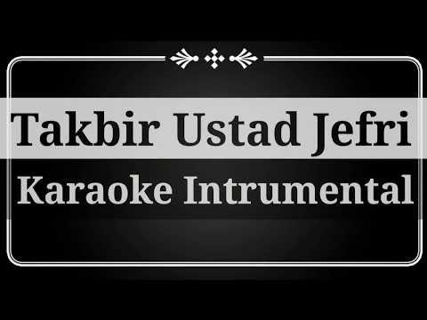 Takbir Uje Karaoke instrumental