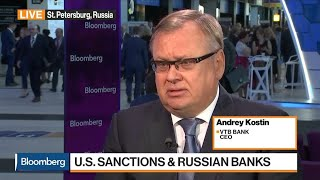 VTB Bank CEO Plans to Cut London Office by One-Third