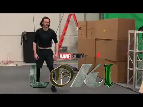 Tom Hiddleston's Stuntwork Preparation for 'Loki' Disney+ Series
