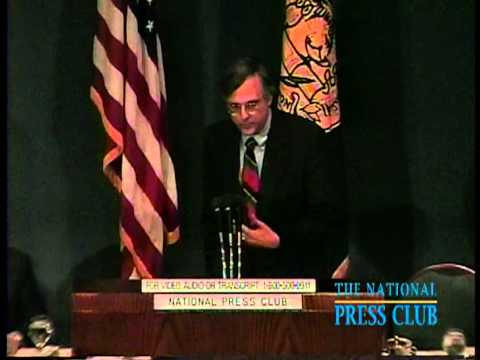 National Press Club Luncheon with Kim Dae Jung