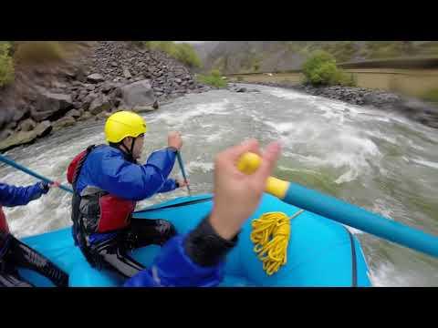 Blazing Adventure - White Water Rafting Class 3 Rapids - Glenwood Springs, Colorado