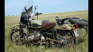 Установка китайских карбюраторов PZ 30 на мотоцикл Урал. Негатив.