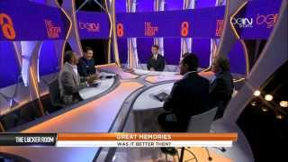 Part 1 Ruud Gullit Bodo Illgner Christian Vieri amp Ray Hudson Discuss the Good Old Days
