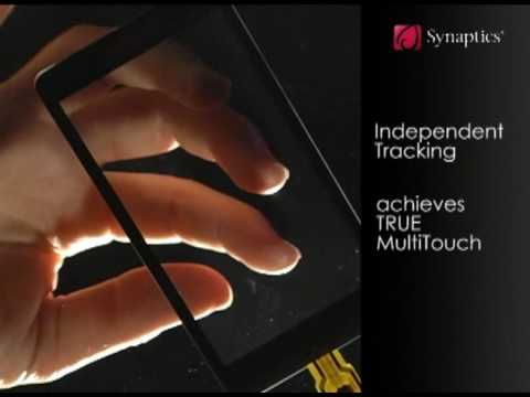 SYNAPTICS MULTI TOUCH DRIVERS FOR WINDOWS