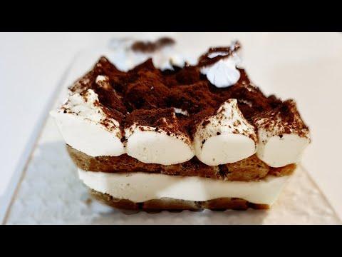تيراميسو-(تحلية-إيطالية)-لذيذة-و-سهلة،-من-ليوم-ما-يصعاب-عليك-/-recette-tiramisu