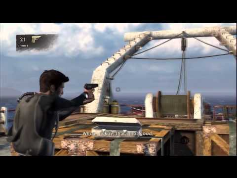 Uncharted 3 walkthrough part 15 hd chapter 9 ps3 for Uncharted 3 mural puzzle