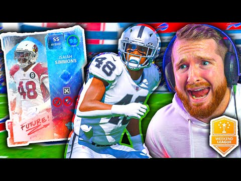 This Is The #1 User In Madden 21... [Madden 21 Ultimate Team Weekend League Recap Pt. #2]