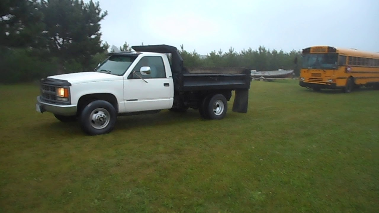 1997 Chevy Cheyenne GMT-400 Dump Truck | We Sell Your Stuff