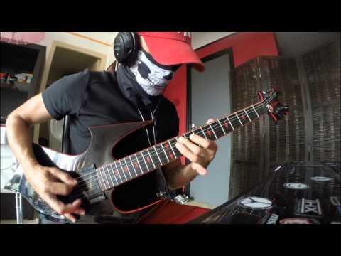 Papa roach guitar cover - Last Resort