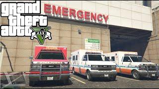 GTA V Mods - Missões de Paramédico #4